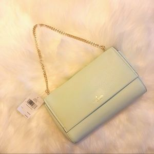 Kate Spade Atwood Place Green BNWT